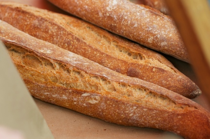 Baguettes from Atwater's