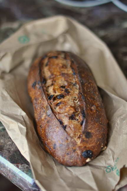 A Raisin Walnut Loaf from Atwater's