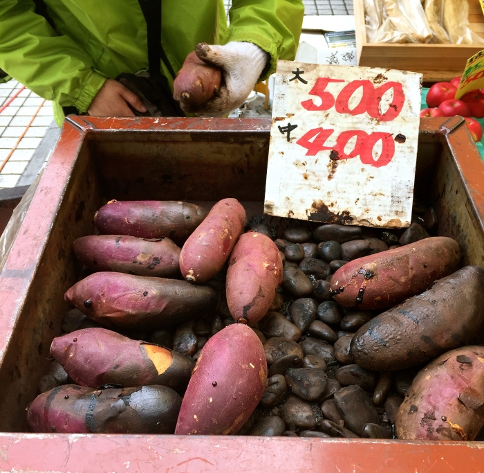 sweet potates