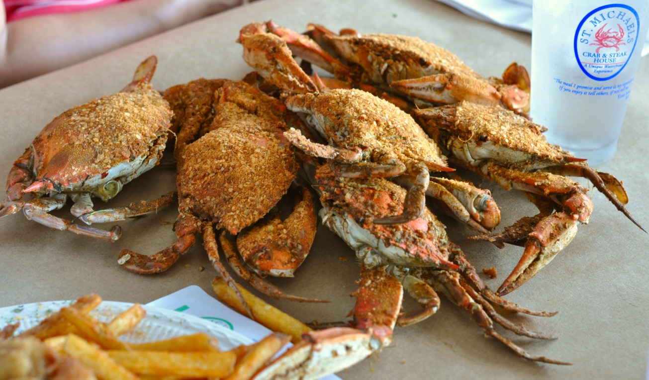 My pile of crabs