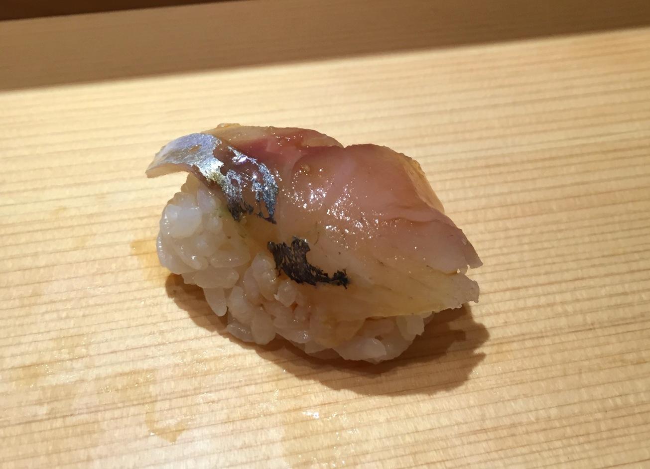 Horse mackerel (maaji)