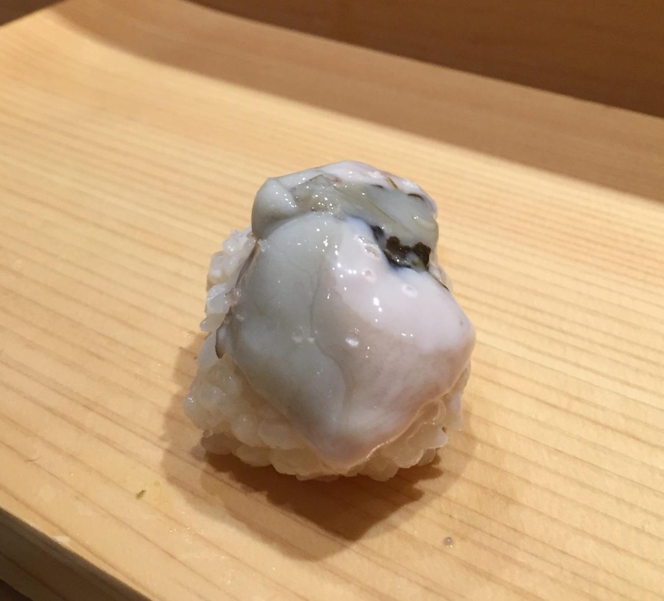 Oyster (Kaki) from Toyama