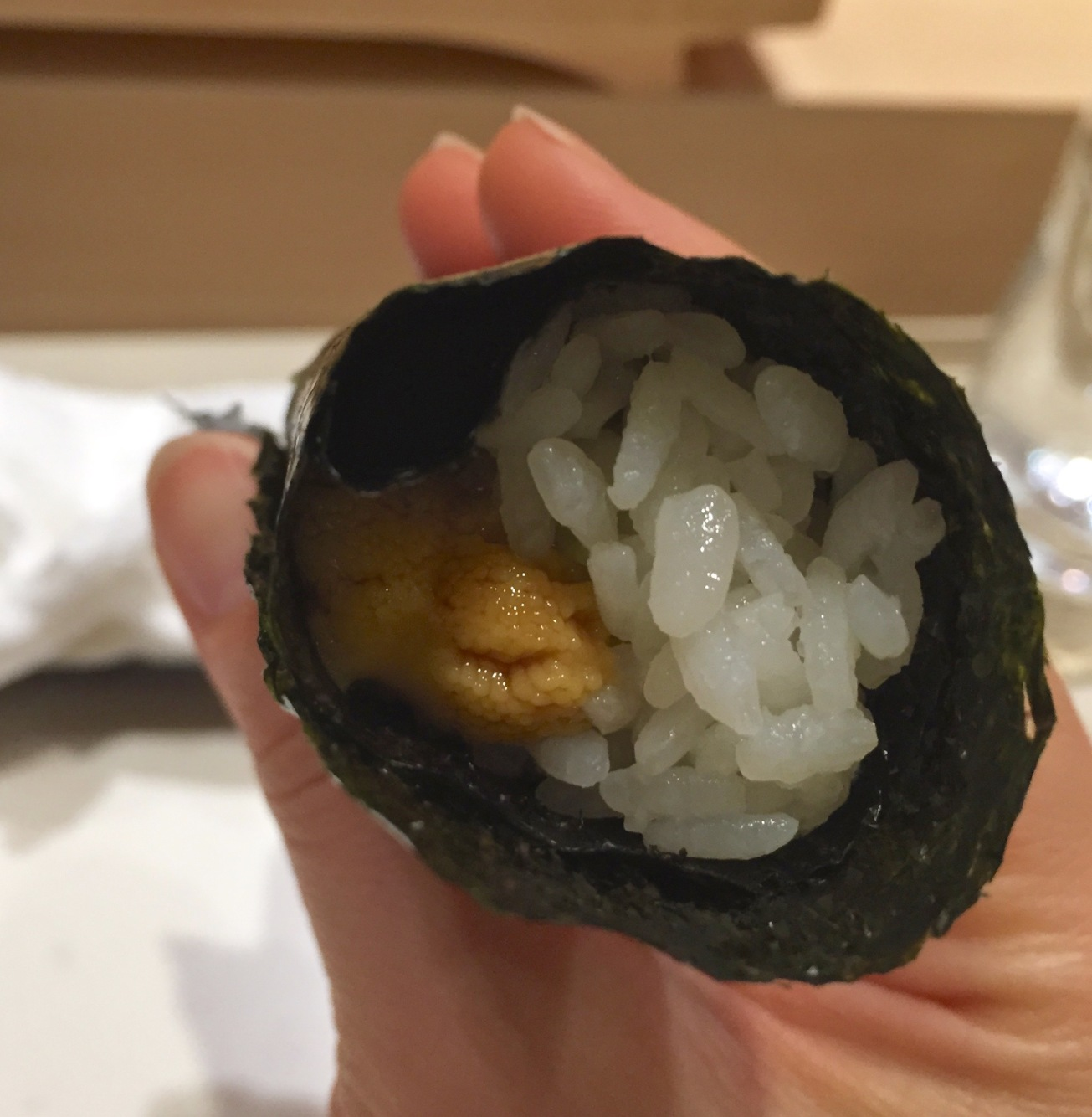 Uni roll (Northern china)