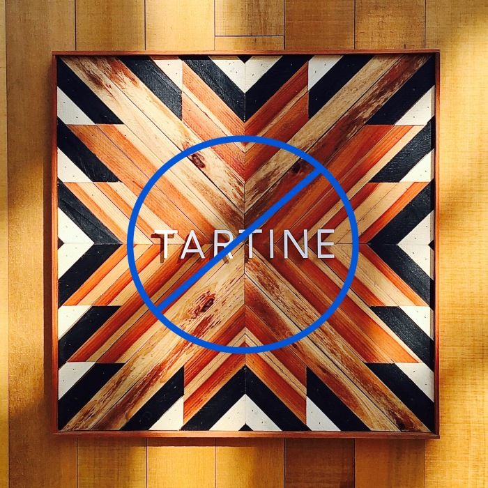 No Tartine